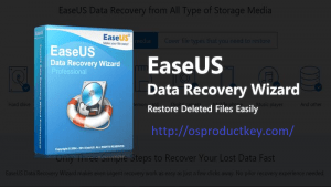 EaseUS Data Recovery Wizard 14.2.0 Crack With Serial Key Free Download