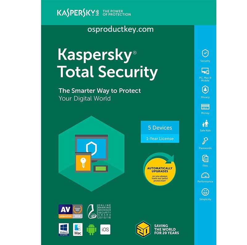 activate kaspersky total security with key file