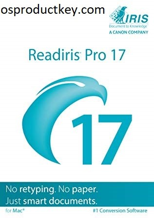 Readiris Pro 17.1 Key with Crack Latest Version Free Download