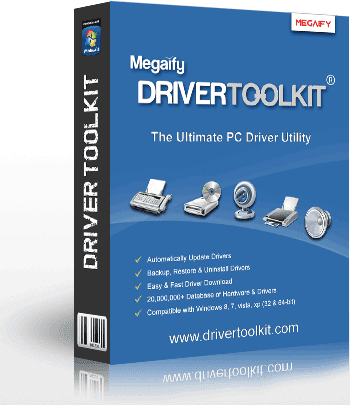 Driver Toolkit 8.6.1 Crack License Key Latest Version 2020 Free Download