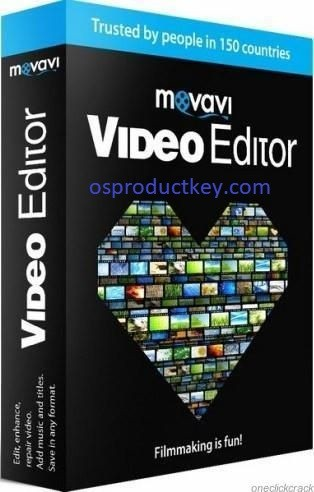 Movavi Video Editor 21.3.0 Activation Key With Crack Download 2021