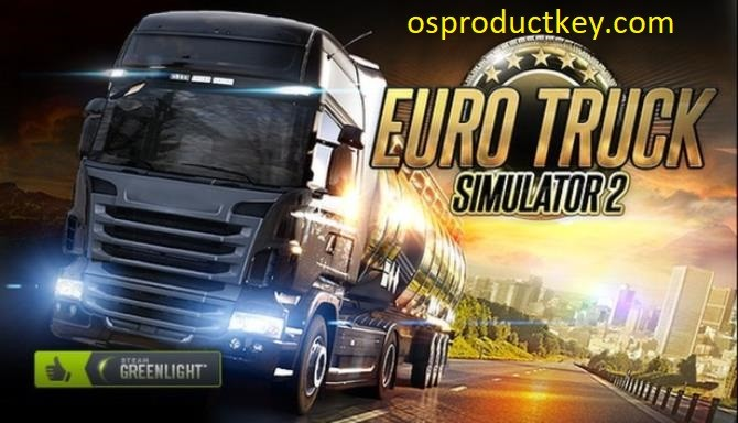 Euro Truck Simulator 2 Activation Code List + Crack Free Download