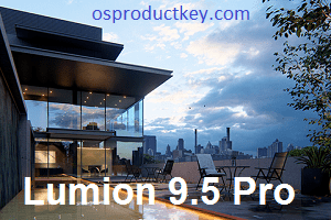 Lumion Pro 9.5 Crack + Serial Key Full Version Free Download 2019