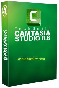 Camtasia Studio 8.6.0.2079 Crack + Activation Key 2020 {Full + Final}