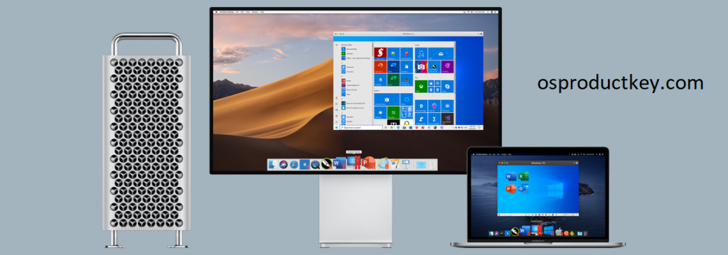 Parallels Desktop 17 Crack With Activation Key Free Download