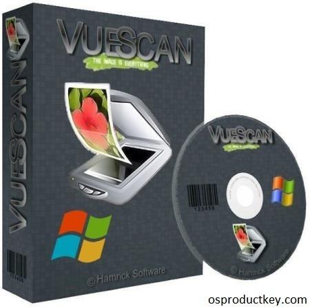 VueScan Pro 9.7.67 Crack + Keygen Free Download