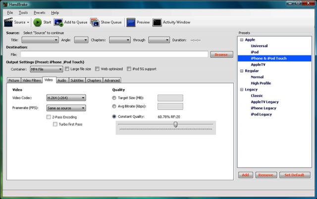 HandBrake Portable Full Crack Latest Version Free Download 2020