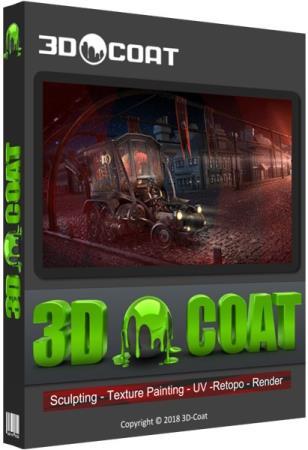 3D-Coat 4.9.07 Crack with Product Key Full Latest 2020
