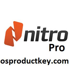 Nitro Pro 13.45.0.917 Crack With Activation Key 2021 Free