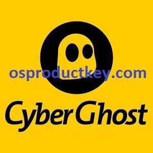 CyberGhost VPN 8.2.4.7664 Crack With Keygen Download