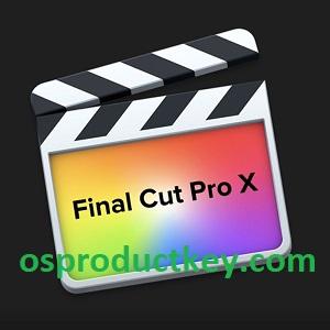 Final Cut Pro X 10.5.4 Crack With Keygen Free Download