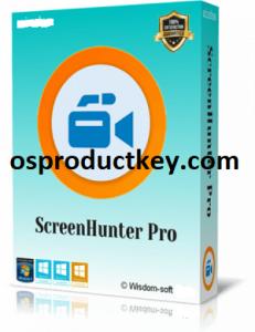 ScreenHunter Pro 7.0.1231 Crack Plus License Key Download
