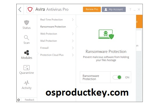 Avira Antivirus Pro 2022 Crack With Activation Code Download