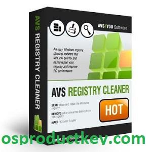 AVS Registry Cleaner 4.1.7.293 Crack + Keygen Free Download