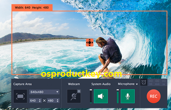 Movavi Screen Capture Studio 21.5.0 Crack Activation Key