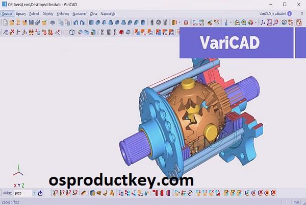 VariCAD 2021 v2.07 Crack With License Key Download [Latest]