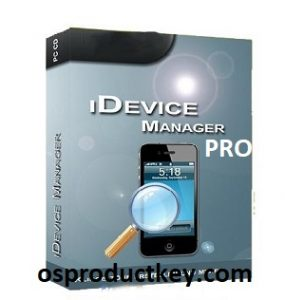 iDevice Manager Pro 10.8.1.0 Crack With License Key Latest