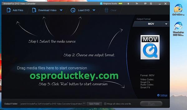 WonderFox DVD Video Converter 25.8 Crack With License Key
