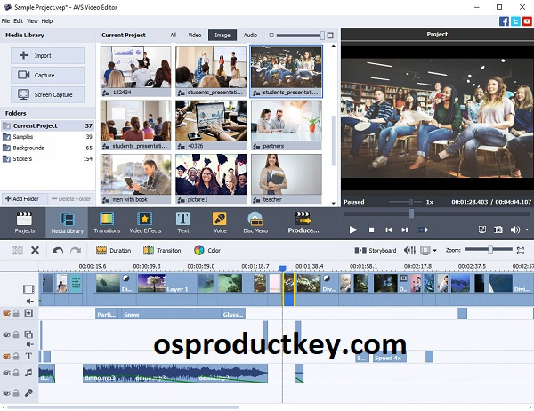 AVS Video Editor 9.5.1.383 Crack With Activation Key [2022]